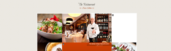 wordpress-restaurant-layout