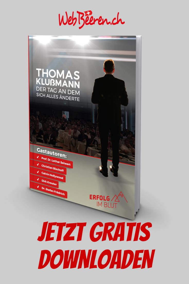 Gratis eBook Erfolg-im-Blut-Klussmann Erfolg eBook