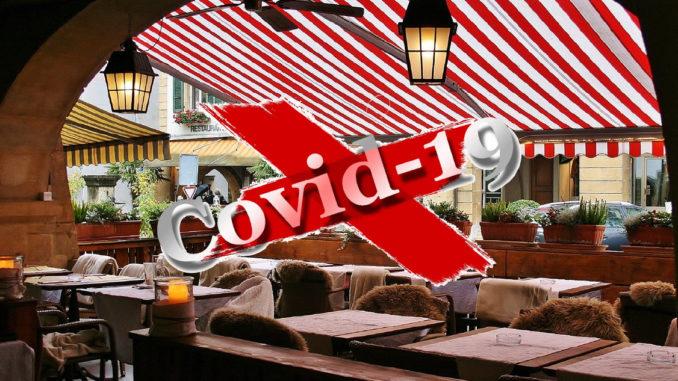 Coronavirus und die Folgen für Restaurants